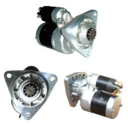 100% Original Tractor Starter Parts , Vehicle Starter Motor 1 Year Warranty