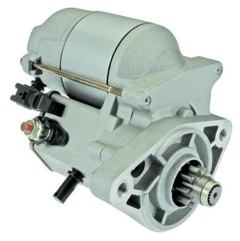 OSGR Auto Starter Motor Replacement 17747N Fit 98-05 Lexus GS300 Sedan 3.0 RWD 228000-7030